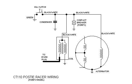 1984 Ct110 Wiring Diagram - House Wiring Diagram Symbols •